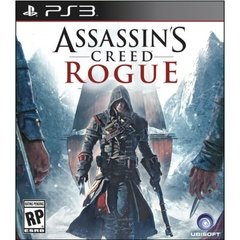 ASSASSINS CREED ROGUE UBISOFT - PS3