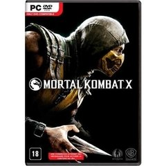 MORTAL KOMBAT X WARNER - PC