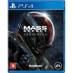 MASS EFFECT: ANDROMEDA EA - PS4