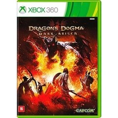 DRAGON'S DOGMA DARK ARISEN CAPCOM - X360 - comprar online