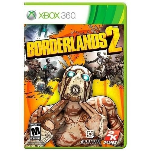 BORDERLANDS 2 2K GAMES - XBOX 360
