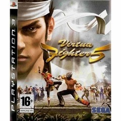 VIRTUA FIGHTER 5 SEGA - PS3