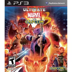 ULTIMATE MARVEL VS CAPCOM 3 CAPCOM - PS3