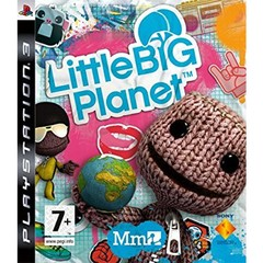 LITTLE BIG PLANET SONY - PS3