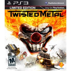 TWISTED METAL SONY - PS3