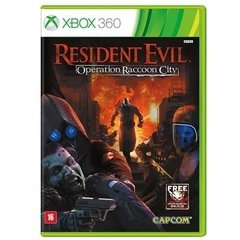 RESIDENT EVIL: OPERATION RACCOON CITY CAPCOM - XBOX 360 - comprar online