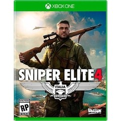 SNIPER ELITE 4 REBELLION - XONE
