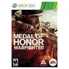 MEDAL OF HONOR: WARFIGHTER EA - XBOX 360 - comprar online