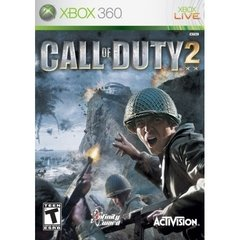 CALL OF DUTY 2 ACTIVISION - XBOX 360 - comprar online
