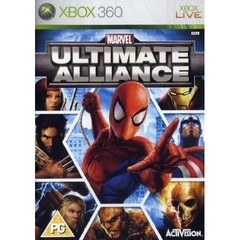 MARVEL ULTIMATE ALLIANCE ACTIVISION - XBOX 360