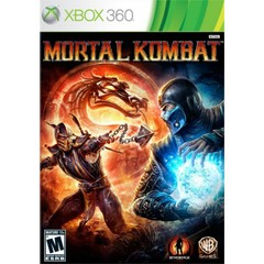 MORTAL KOMBAT WARNER - X360