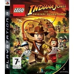 LEGO INDIANA JONES THE ORIGINAL ADVENTURES - PS3