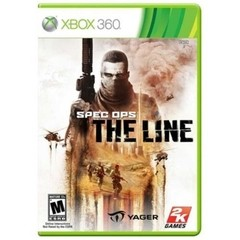 SPEC OPS THE LINE 2K GAMES - XBOX 360