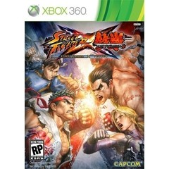 STREET FIGHTER VS TEKKEN CAPCOM - X360