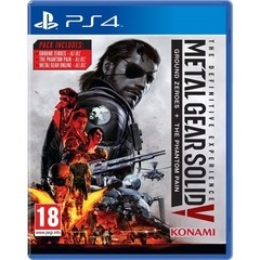 METAL GEAR SOLID V THE DEFINITIVE EXPERIENCE KONAMI - PS4