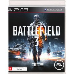 BATTLEFIELD 3 EA GAMES - PS3