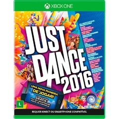 JUST DANCE 2016 UBISOFT - XONE