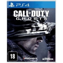CALL OF DUTY GHOSTS ACTIVISION - PS4