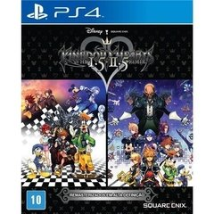 KINGDOM HEARTS HD 1.5+2.5 REMIX SQUARE ENIX - PS4