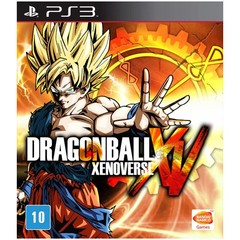 DRAGON BALL XENOVERSE BANDAI - PS3