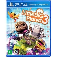 LITTLE BIG PLANET 3 SONY - PS4