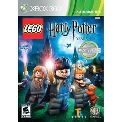 LEGO HARRY POTTER YEARS 1-4 WARNER - X360