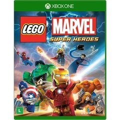 LEGO MARVEL SUPER HEROES WARNER BROS - XONE