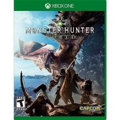MONSTER HUNTER WORLD CAPCOM - XBOX ONE
