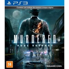 MURDERED: SOUL SUSPECT SQUARE - PS3