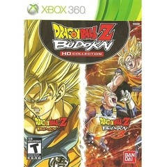 DRAGON BALL Z: BUDOKAI HD COLLECTION BANDAI - XBOX 360
