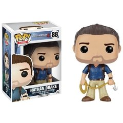 NATHAN DRAKE UNCHARTED 4 POP! - FUNKO