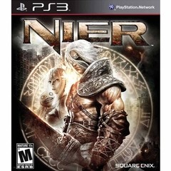 NIER SQUARE ENIX - PS3