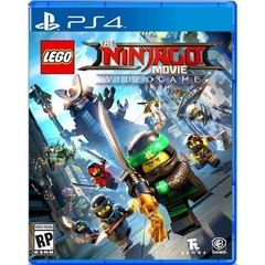 LEGO NINJAGO WARNER BROS GAMES - PS4