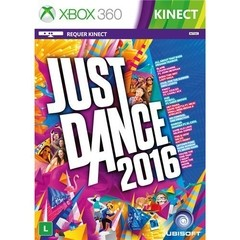 JUST DANCE 2016 UBISOFT - X360