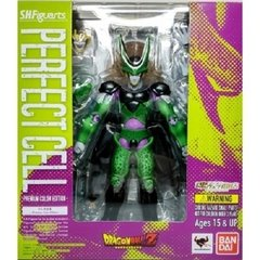 ACTION FIGURE CELL PERFECT SH FIGUARTS BANDAI