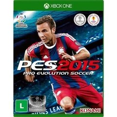 PRO EVOLUTION SOCCER (PES) 2015 KONAMI - XBOX ONE