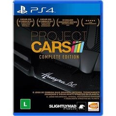 PROJECT CARS: COMPLETE EDITION BANDAI - PS4 - comprar online
