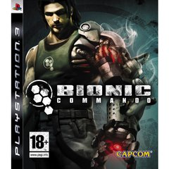 BIONIC COMMANDO CAPCOM - PS3