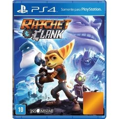 RATCHET AND CLANK INSOMNIAC - PS4