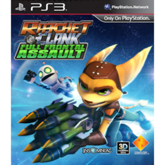 RATCHET AND CLANK FULL F ASSAUT SONY - PS3