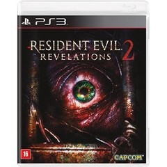 RESIDENT EVIL REVELATIONS 2 CAPCOM - PS3