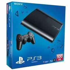 VIDEOGAME PLAYSTATION 3 500GB SUPER SLIM - SONY