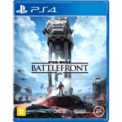 STAR WARS BATTLEFRONT EA - PS4