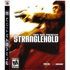 STRANGLEHOLD JOHN WOO PRESENTS - PS3