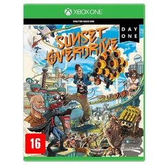 SUNSET OVERDRIVE MICROSOFT - XBOX ONE