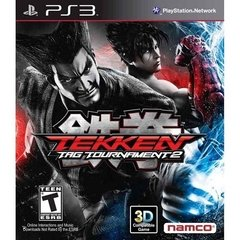 TEKKEN TAG TOURNAMENT 2 NAMCO  - PS3