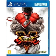 STREET FIGHTER V CAPCOM - PS4