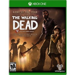 THE WALKING DEAD GAME OF THE YEAR EDITION TELLTALE - XONE
