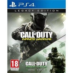CALL OF DUTY INFINITE WARFARE LEGACY EDITION ACTIVISION - PS4
