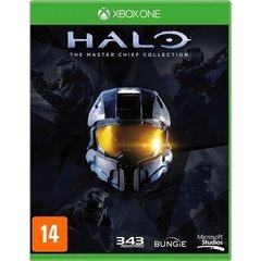 HALO MASTER CHIEF COLLECTION MICROSOFT - XONE - comprar online